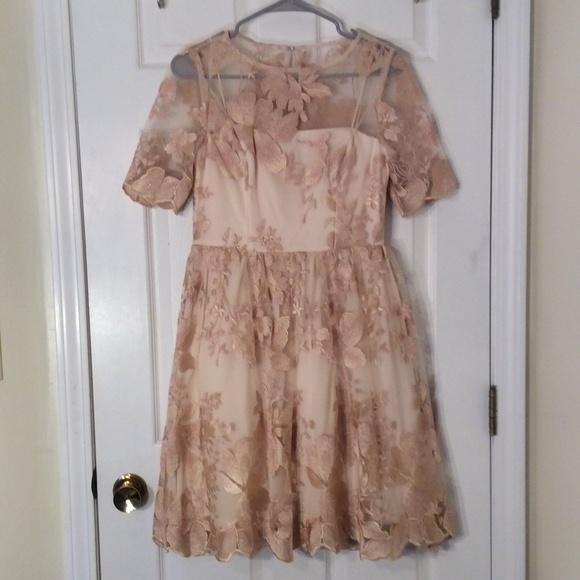 d973d81bf722 BHLDN Dresses & Skirts - Nadine Dress Adrianna Papell BHLDN Anthropologie